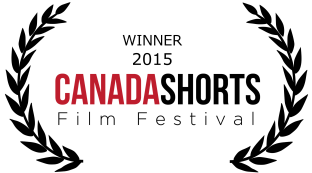 Canada Shorts Winner laurel - black