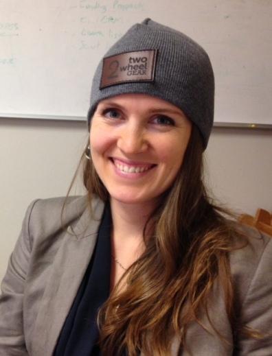Erin OMelinn - Hub Cycling Vancouver