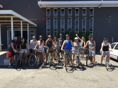 Cycle City Tours Brewery Tour Group