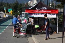 Bike To Work Week - North Shore