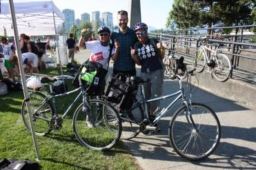 Bike to Work Week - Science World