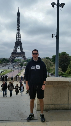 Jeff Czernick - Paris, France