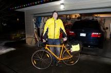 Adrian Glover - Winner of the Bike to Work Contest