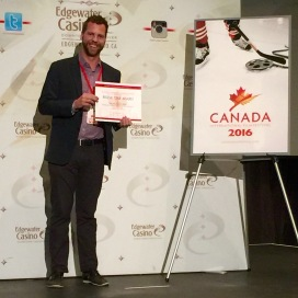 Reid Hemsing - Canada International Film Festival