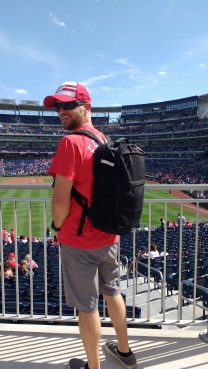 Adam Godet - Washington Nationals Baseball