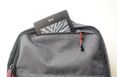 Pannier Backpack Kindle
