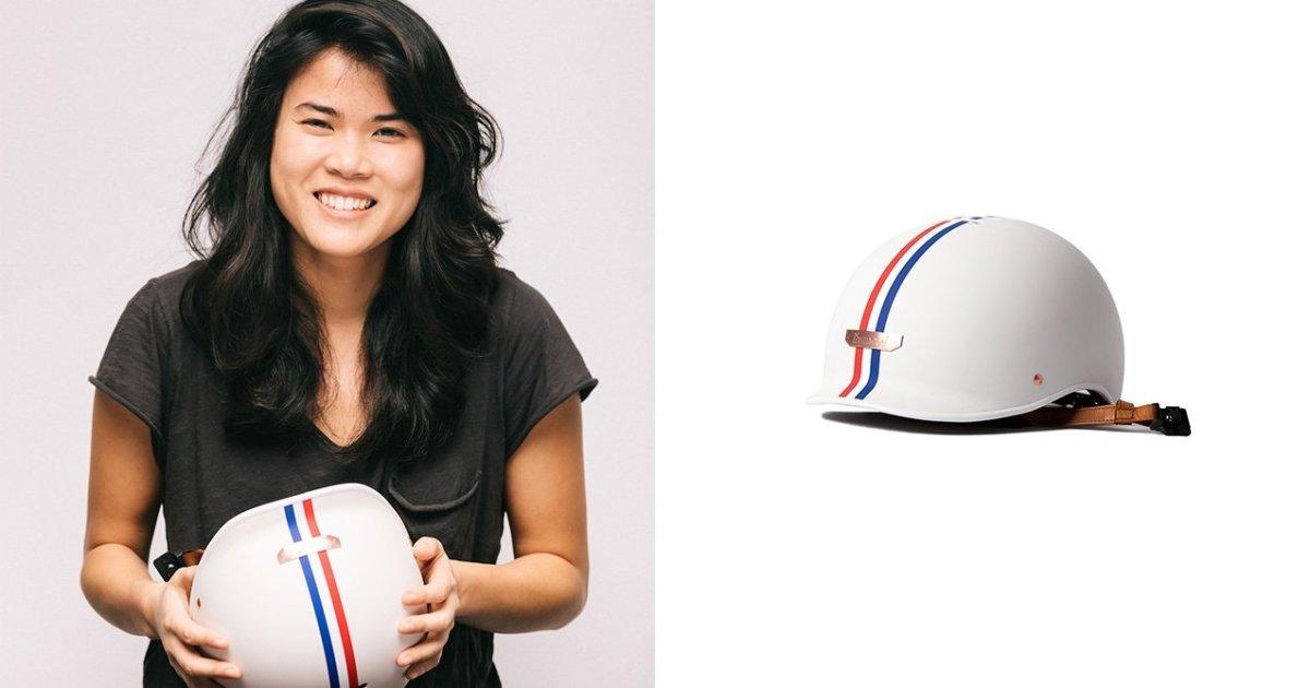Thousand Helmets Gloria Hwang