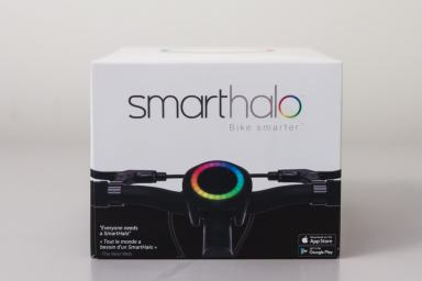 Smart Halo Unboxing Box by Two Wheel Gear