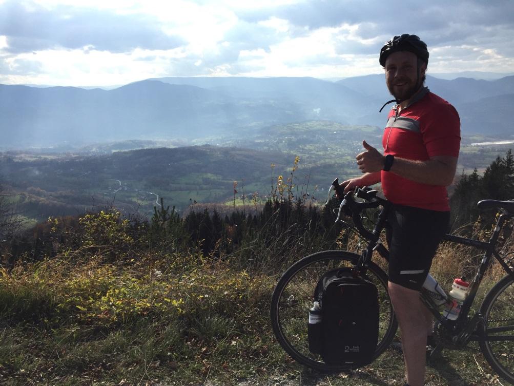 Two Wheel Gear - Bike Commuting through Italy - Rain Gear