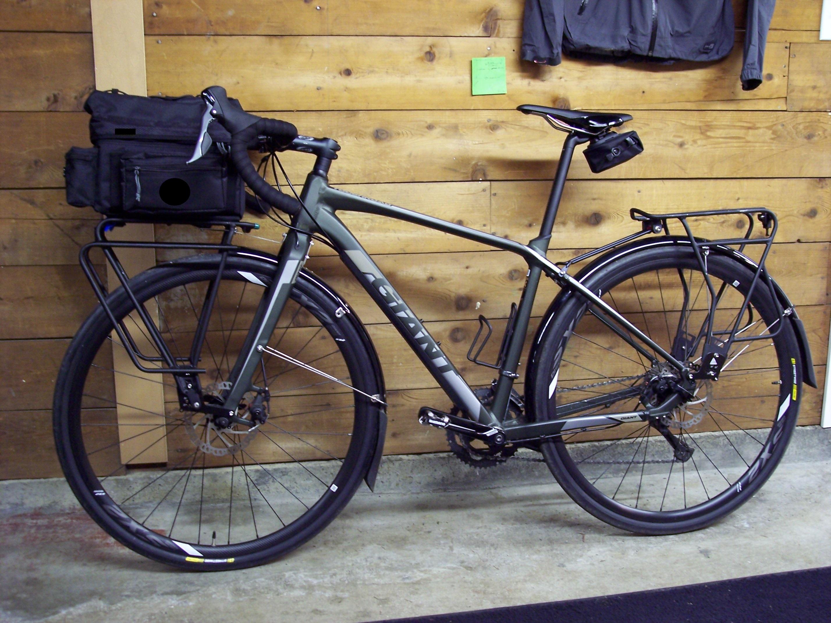 Two Wheel Gear - DIY Front Trunk Bag - Commuter Bike