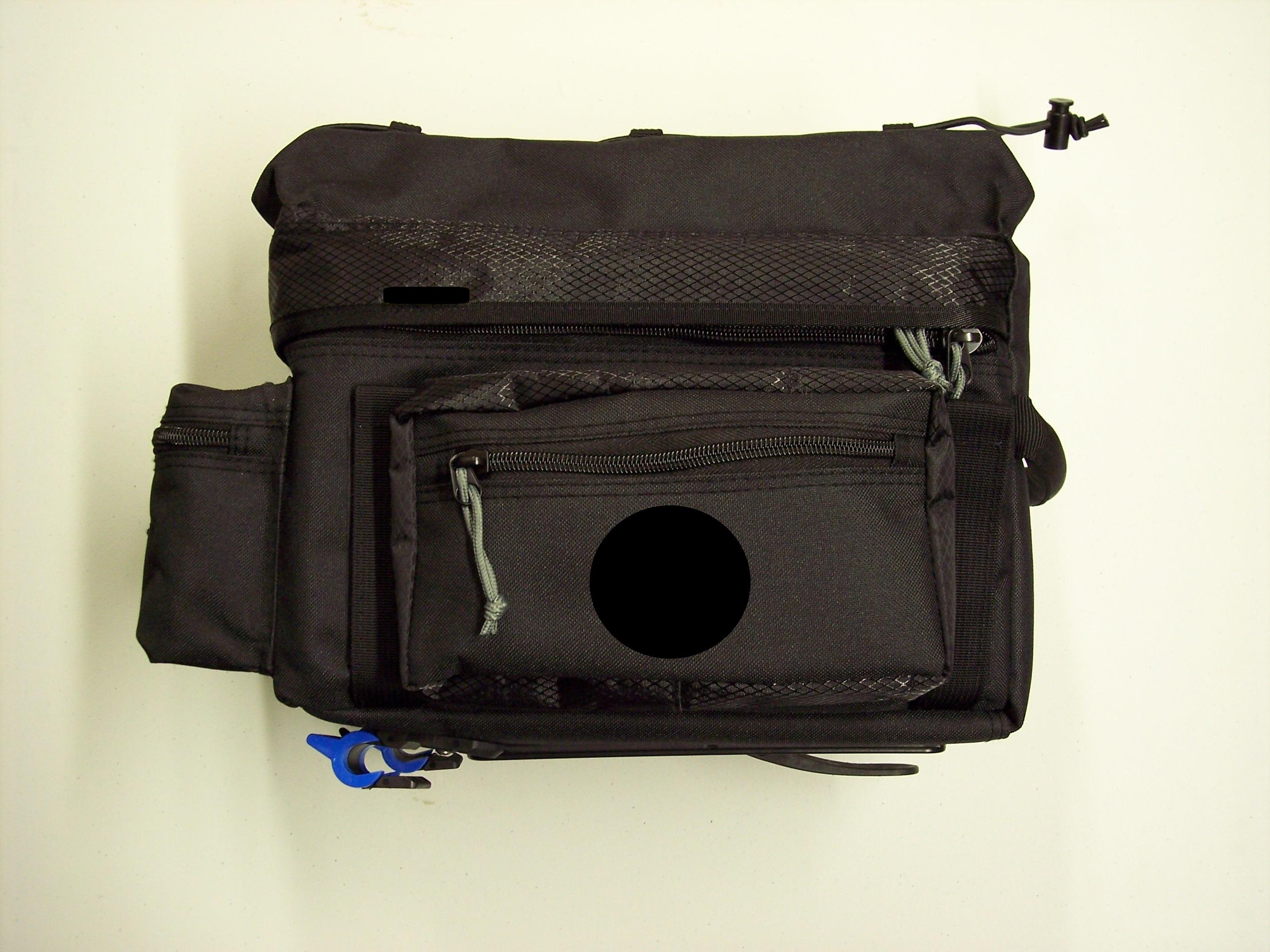 Two Wheel Gear - DIY Front Trunk Bag