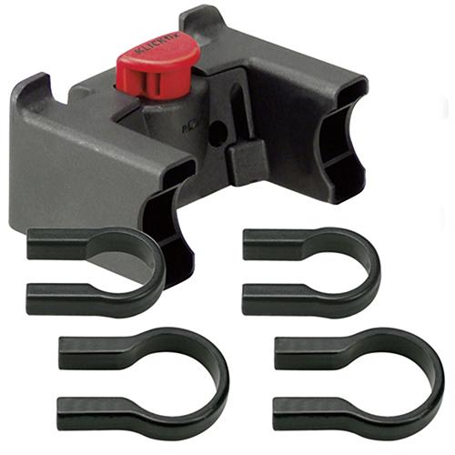 KLICKfix Handlebar Adapter - Included in the Mini Messenger Handlebar Bag