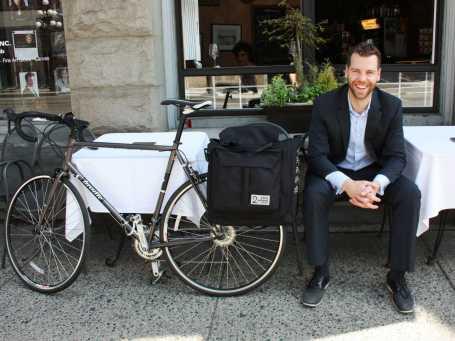 Two Wheel Gear - President - Reid Hemsing in Vancouver, BC