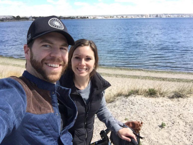Two Wheel Gear - Reid Hemsing and Amber Sereda
