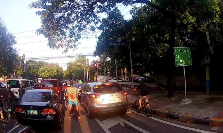 Two Wheel Gear - Aldrin - Bike Commuter - Riding Folding Bike - Philippines