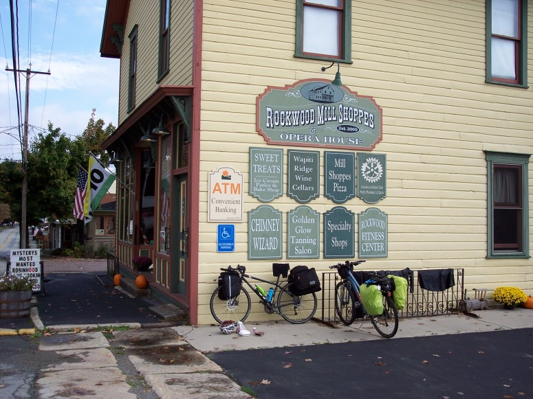 Two wheel Gear - C&O towpath Great Allegheny Passage Tour