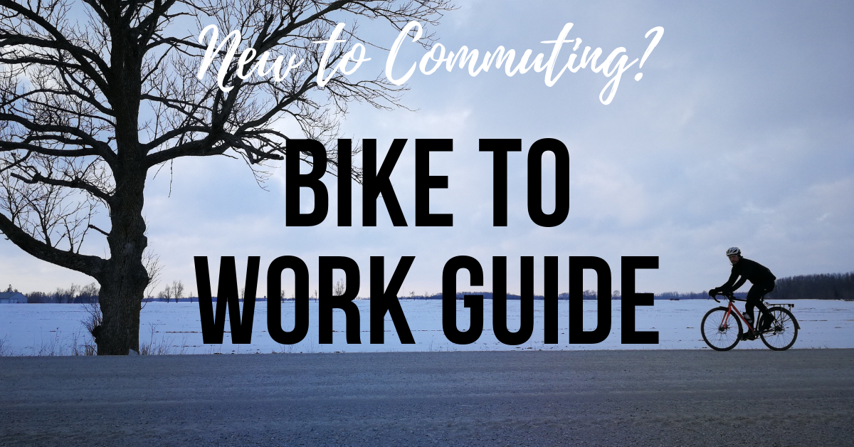Two Wheel Gear - Bike To Work Guide