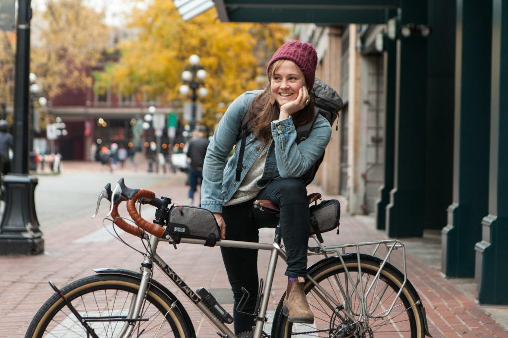 Two Wheel Gear - Commute Backpack Kit - Female Bike Commuter