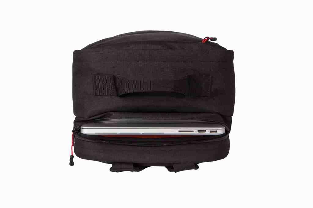 Two Wheel Gear - Pannier Backpack PLUS - Laptop Pocket