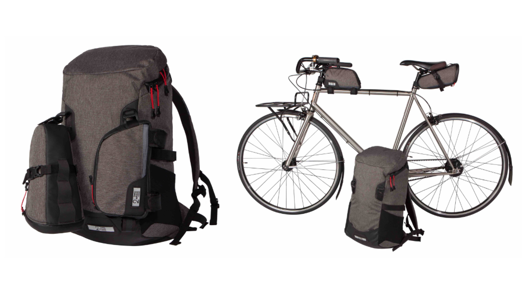 Two Wheel Gear - Commute Backpack Kit