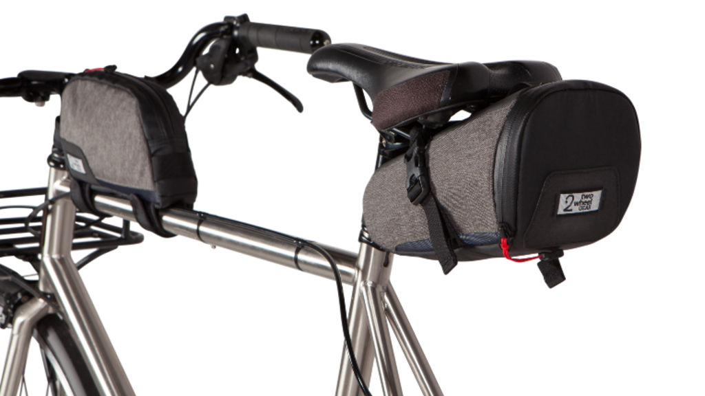 Two Wheel Gear - Commute Top Tube Bag and Seat Pack